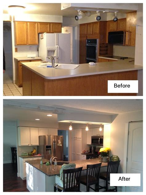 kitchen remodel on a budget everything brand new for 7 000 pin by meagan heaton on the things i ve made done pinterest