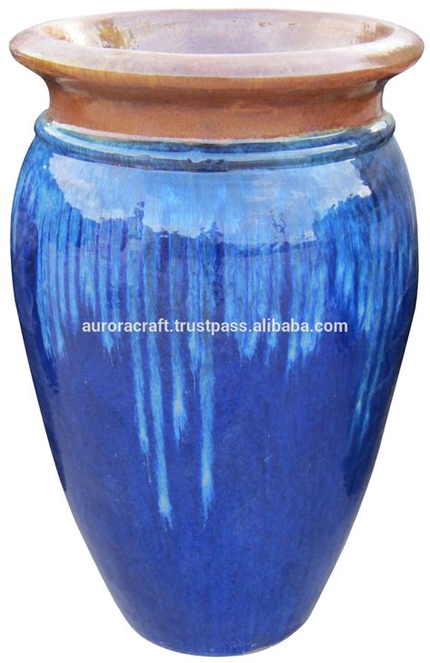 outdoor large glazed ceramic planters buy outdoor large