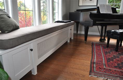 window seat radiator i been looking for this project to do in my