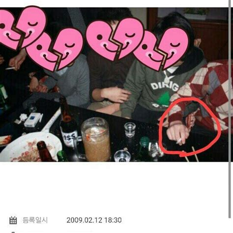 monsta x scandal 7 idols who used to drink alcohol or smoke as a minor
