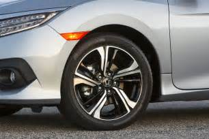Honda Civic Wheel Rims 2016 Honda Civic Touring Factory Rims With Tires