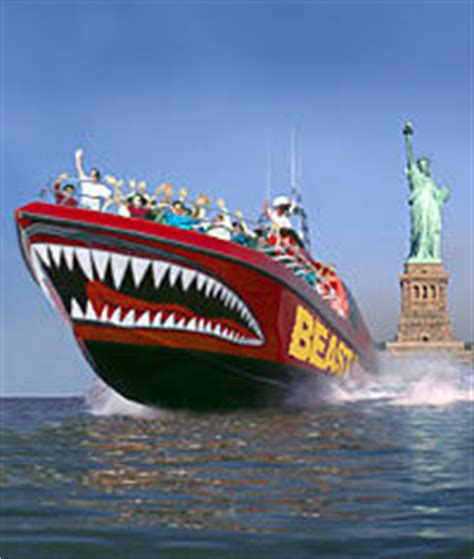 new york beast speedboat ride lets book hotel - Speed Boat New York