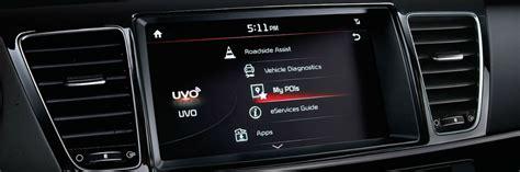Uvo Kia 2016 Kia K900 Uvo Luxury Services