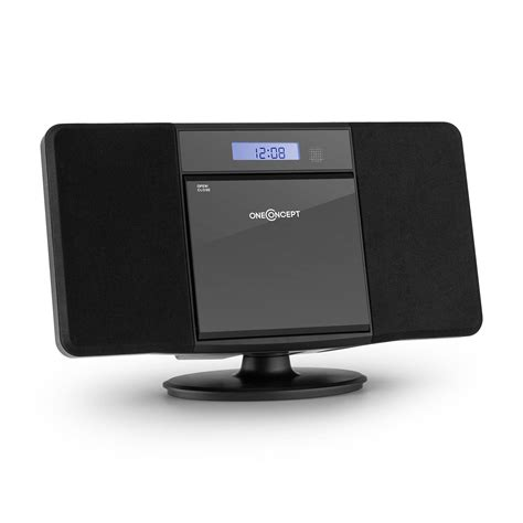 mini cd player with usb bluetooth stereo system speakers cd player hi fi portable