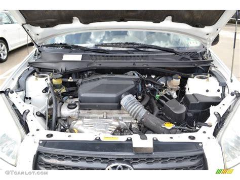1997 Toyota Rav4 Engine 2002 Toyota Rav4 Standard Rav4 Model Engine Photos