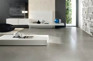 carrelage contemporain design salon