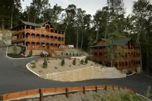 gatlinburg cabin smoky mountain mansion 18 bedroom