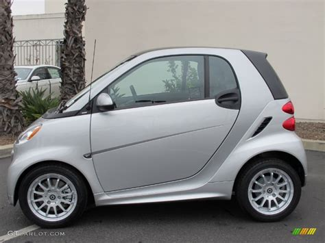 silver metallic 2013 smart fortwo coupe exterior photo 68479735 gtcarlot