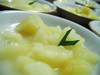 resep singkong thailand sweet cassava