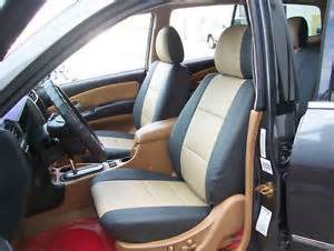chevy equinox 2005 2012 leather like custom seat cover