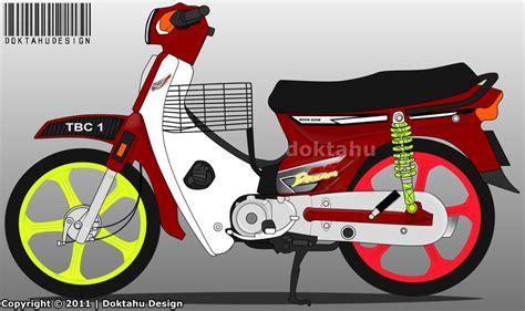 Kunci Motor Honda Ex5 Honda Ex5 By Doktahu On Deviantart