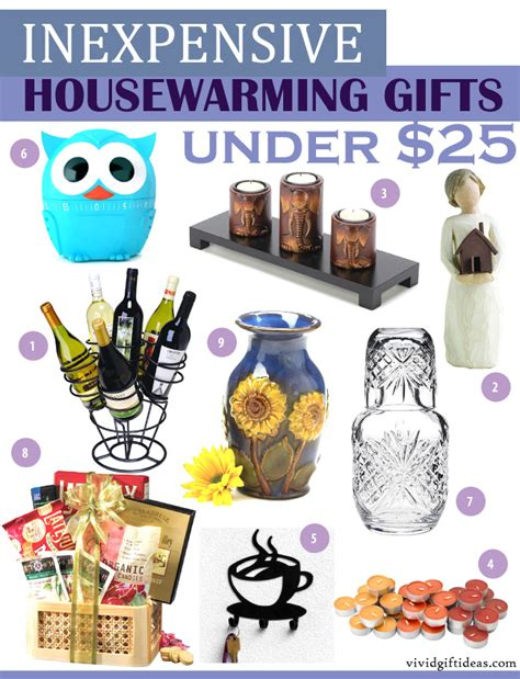 Cheap Housewarming Gifts | inexpensive housewarming gifts under 25 vivid s