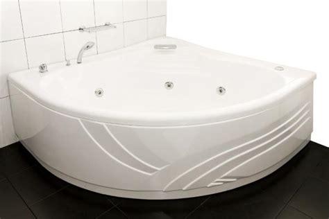 vasca angolare teuco installare la vasca idromassaggio