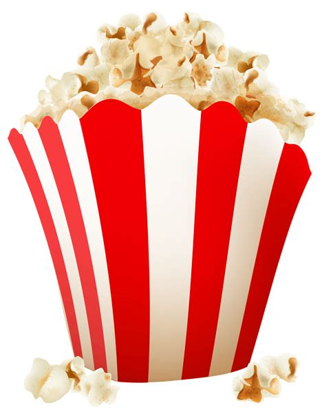 popcorn clipart free popcorn png clip image clipart