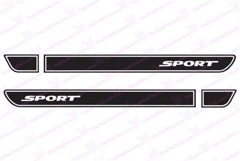 Jeep Wrangler Sport Decals Buy Jeep Wrangler Sport Retro Decal Kit Truck Vinyl