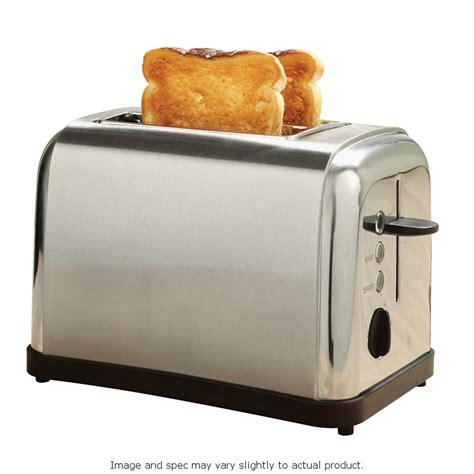 Image Toaster b m gt prolex 2 slice toaster 249206