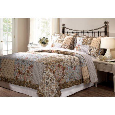 k mart bedspreads global trends caroline quilt bedding set walmart