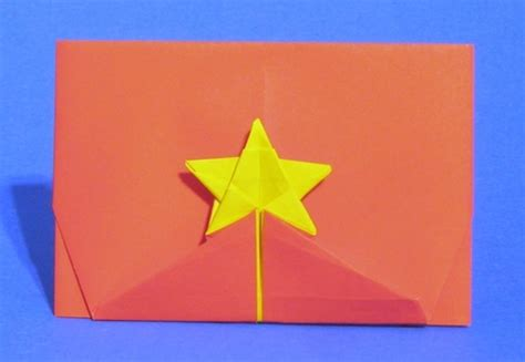How To Make A Paper Flag - origami flags page 9 of 9 gilad s origami page