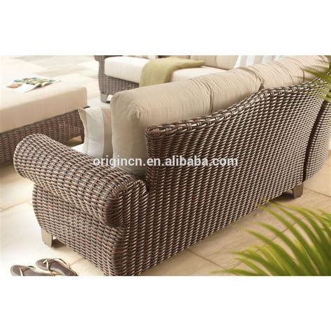 Slipcovers For Chairs With Arms Royal Luxury Design Deep Seating Rattan Sofa Set With