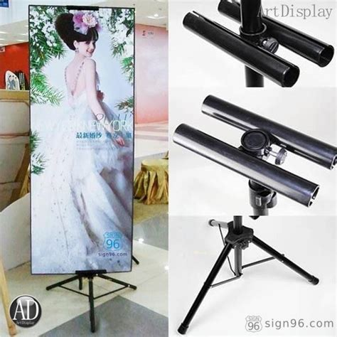 Tripod Display Stand Banner Tripod Poster Tripod Display Berdiri 1 tripod display bunting stand poster end 8 11 2018 9 15 am