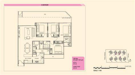 olympia floor plan 4 bedroom parc olympia
