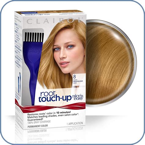 clairol hair colors clairol n easy root touch up 8 matches