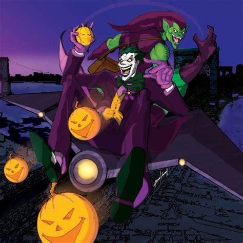 goblin batman film joyride joker and green goblin by j onix on deviantart