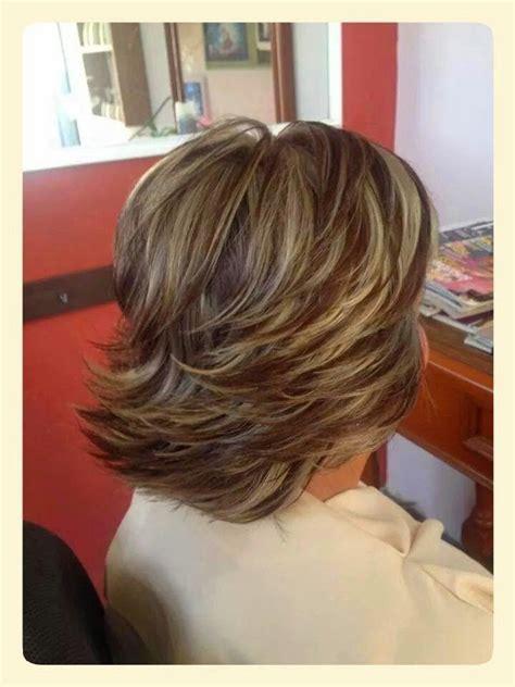 imagenes de rayitos del cabello mechas beige fondo rubio oscuro color en tu cabello