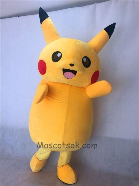 Pikachu Mascot 5 japanese pikachu fancy dress pok 233 mon go