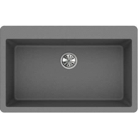Elkay Granite Composite Sinks by Elkay Elgr13322 Gourmet 33 Quot Single Basin Granite Composite