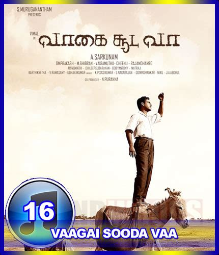 vaagai sooda vaa top 20 tamil movie albums of 2011 behindwoods com