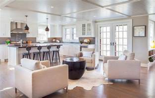 sitting area off kitchen transitional kitchen boston by anne becker design