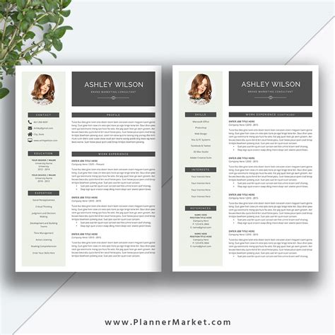 page resume format best one template findspark regarding astonishing