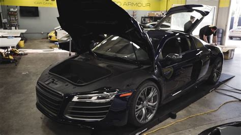audi r8 braungardt installing armytrix exhaust on braungardt s audi r8