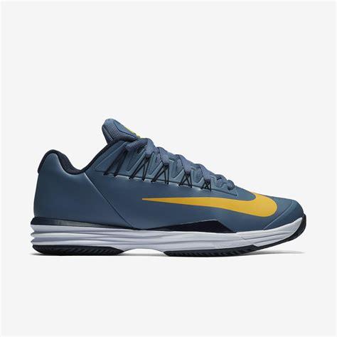Nike Lunar7 nike mens lunar ballistec 1 5 tennis shoes blue