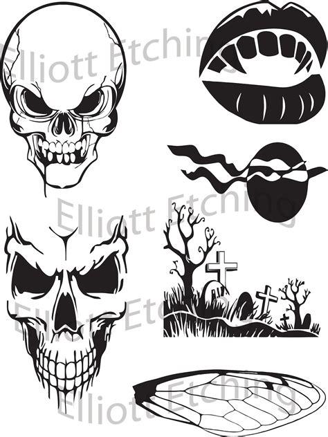 elliott etching sandblasting stencils