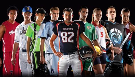 Team Fashion by High School Sports Team Sportswear