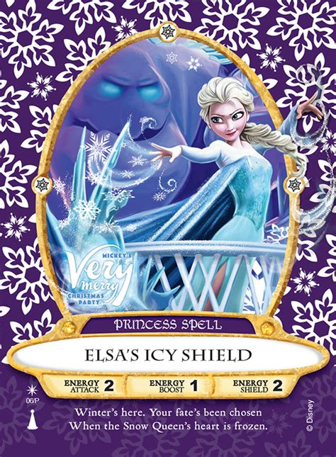 Where Can You Use A Disney Gift Card - elsa sorcerers of the magic kingdom card to be released at mickey s very merry