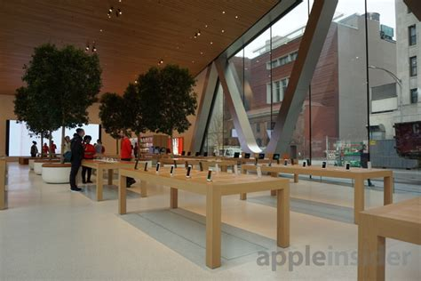 apple help center first look apple s downtown brooklyn store has custom