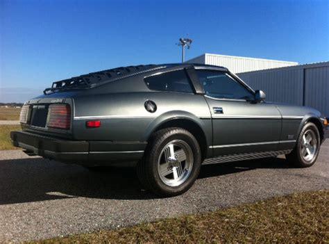 1983 datsun 280zx turbo 1983 datsun 280zx turbo 2 door w145 kissimmee 2011