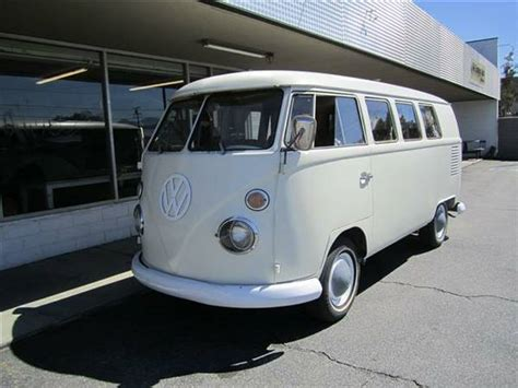 vw bus  sale buy classic volks