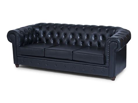 chesterfield couch melbourne lounge hire chesterfield 3 seater sofa black