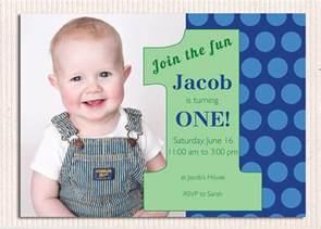 16 best first birthday invites printable sample