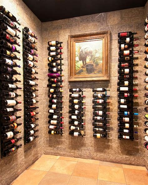 tips on displaying storing organizing your wine