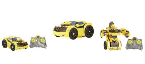 Mobil Bumble Bee Transformer Remote transformers prime remote controlled bumblebee vehicle