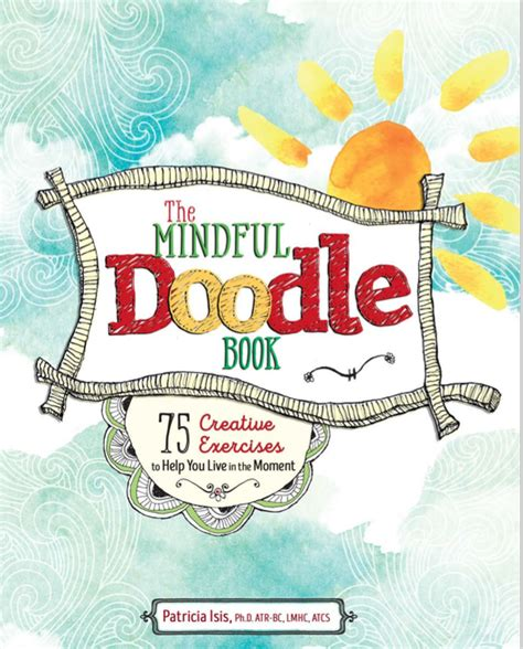 doodlebug book the mindful doodle book