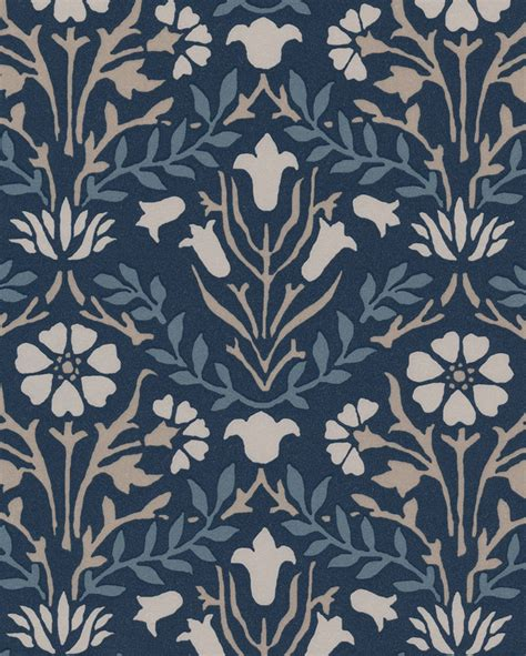 wandle textil tapet 81419 marigold artichoke fr 229 n william morris co