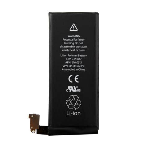 Baterai Iphone 4 4g 1420mah Original bateria iphone 4 4g 4s 1420mah 1430mah original r 32 99 em mercado livre