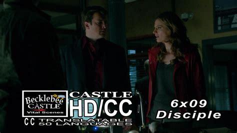 castle 6x09 promo disciple hd season 6 episode 9 youtube castle 6x09 quot disciple quot 3xk files are gone hd cc youtube