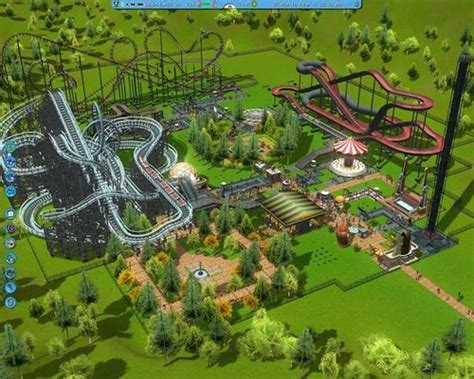 download full version roller coaster tycoon free roller coaster tycoon deluxe pc game free download